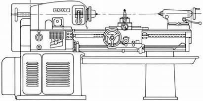 Lathe Diagram Wiring Enco Parts Manual Barber