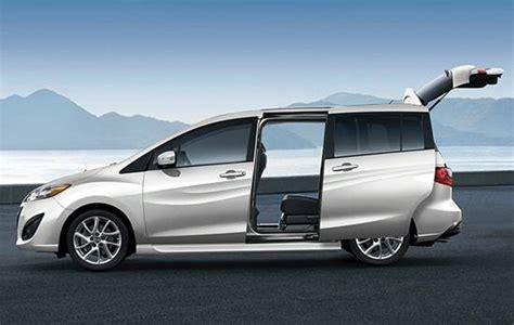 mazda van new 2018 mazda 5 minivan redesigned reviews specs interior