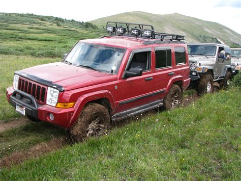 Jeep Commander Specs by Rwmorrisonjr 2006 Jeep Commander Specs Photos