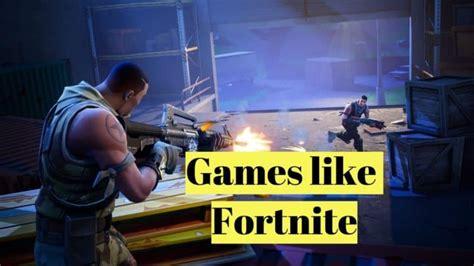 games  fortnite battle royale july