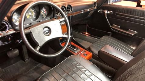 The seats are in excellent condition with no tears, rips, or excessive wear. 1983 Mercedes-Benz 380SL Convertible | W78 | Harrisburg 2019