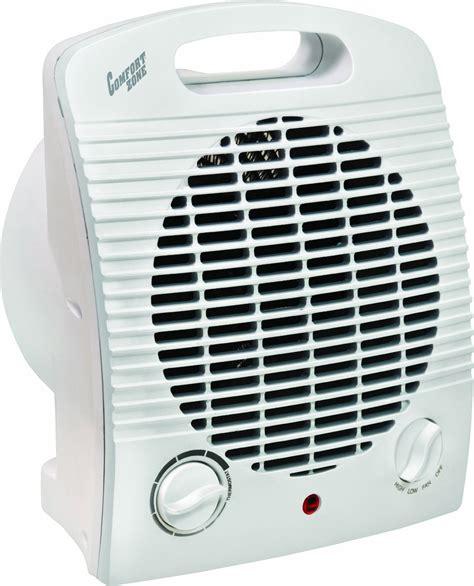 comfort zone heater comfort zone compact heater fan l m fleet supply