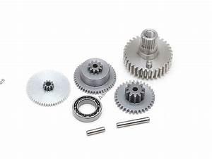 Jx, Servo, Complete, Rebuild, Gears, For, Jx, Bls