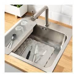 new ikea grundvattnet stylish sink mat in grey colour