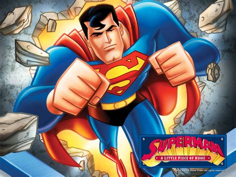 Superman Animated Wallpaper - superman html