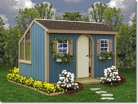 Large Barn Kits by Clairmont 12 Wide Shed Kit