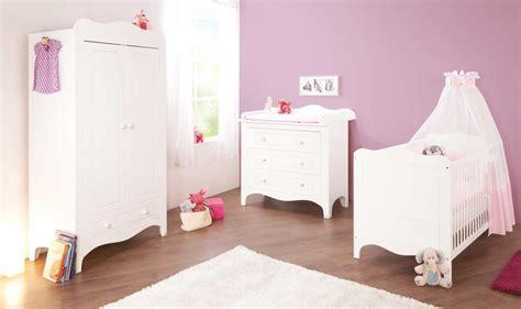 chambre princesse bebe pinolino chambre bébé complete fleur lit commode