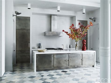 black and white tile kitchen ideas black and white kitchen design decor ideas black and