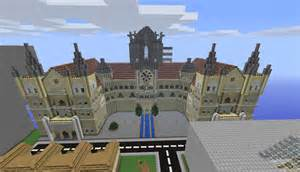 Minecraft Train Station