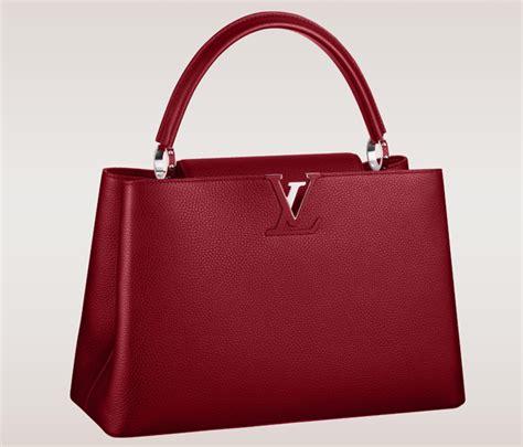 introducing  louis vuitton capucines bag purseblog