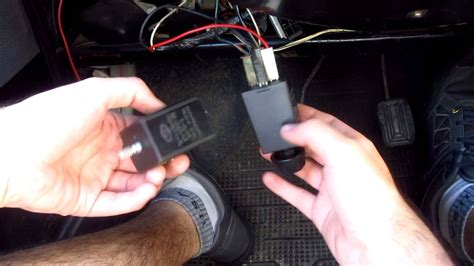 renault koleos 2009 changing a wiper relay timer youtube