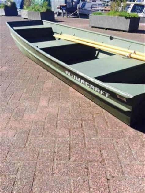 Aluminum Platbodem by Roeiboten Watersport Advertenties In Noord Holland