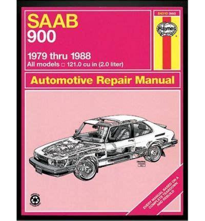 automotive repair manual 1992 saab 900 free book repair manuals saab 900 1979 88 owner s workshop manual sagin workshop car manuals repair books information