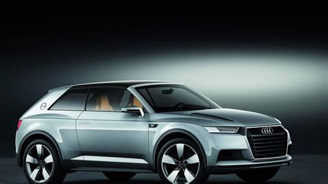 2017 Audi Q8 Is Coming As Coupe Crossover