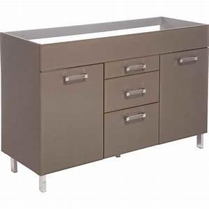 Éléments De Cuisine Pas Cher : meuble bas pour cuisine pas cher sur meuble cuisine cbel ~ Melissatoandfro.com Idées de Décoration