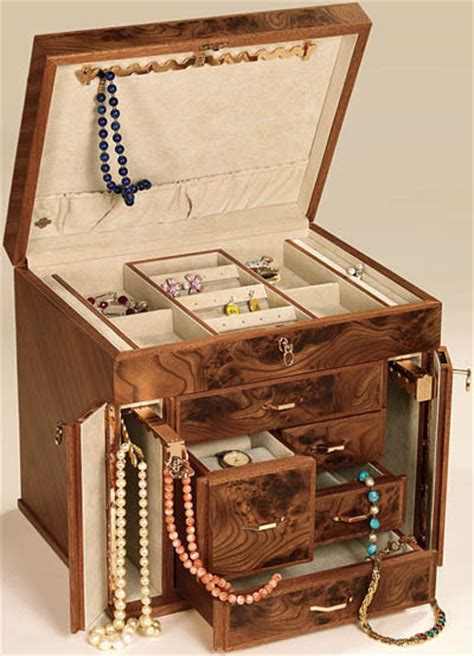 Top 35 Best Highend Luxury Jewellery Boxes, Cases, Chests