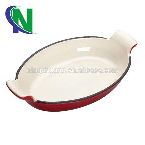 cast iron cookware enamel dish buy enamel dishdish panroasting pan product  alibabacom