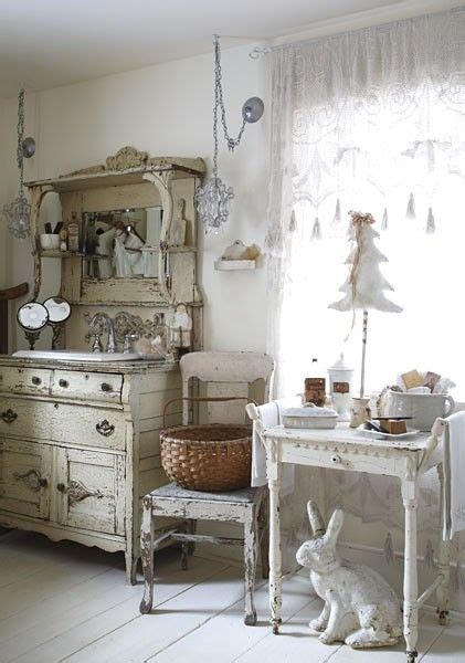 Shabby Chic Look by Shabby Chic Bathroom Look That Sink Deco