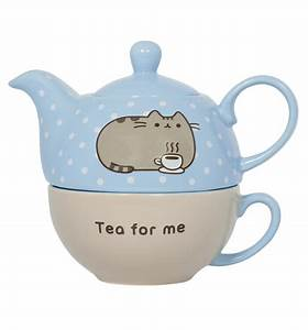 Tea For One Set : pusheen tea for one set ~ Orissabook.com Haus und Dekorationen
