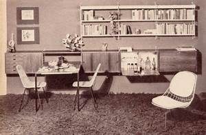 Häuser Aus Den 70er Jahren Qualität : wand regalsysteme der 60er ~ Watch28wear.com Haus und Dekorationen