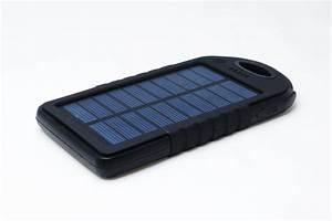 Powerbank Ladezeit Berechnen : starke solar powerbank mit logo 5000mah ~ Haus.voiturepedia.club Haus und Dekorationen