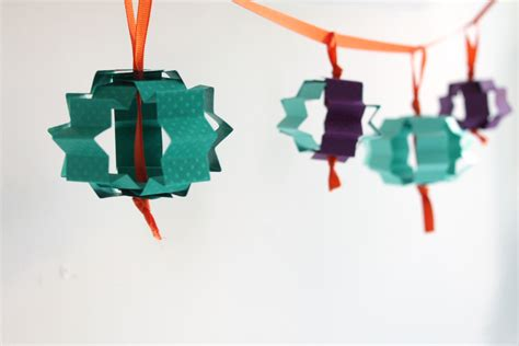 paper lanterns craft  holy days