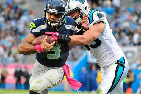 panthers  seahawks game time tv schedule