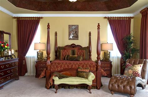 Traditional Bedroom Styles-elements To Offer Your