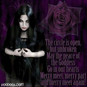Famous Wiccan Quotes. QuotesGram