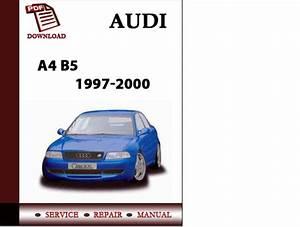 Audi A8 Quattro Repair Manual With Wiring SchematicA