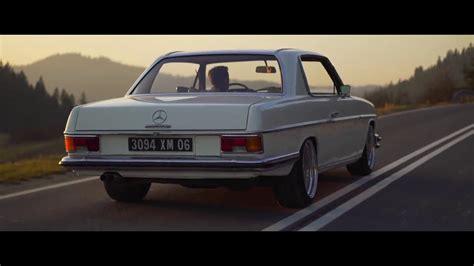 See more ideas about mercedes w114, mercedes, mercedes benz. Mercedes w114 coming soon 1970r m104 3.2l r6 Custom classic car - YouTube