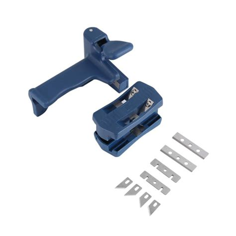 double edge trimmer banding machine set wood head  tail trimming carpenter hardware cutter