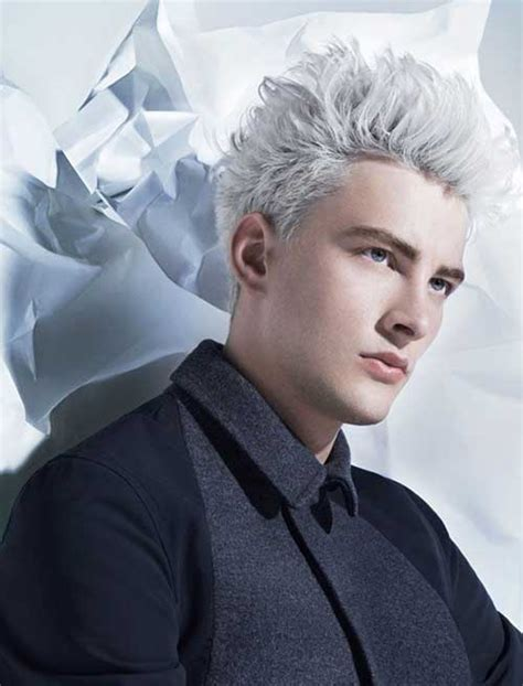 Best Blonde Hair Color For Men Mens Hairstyles 2018