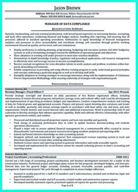 Financial Analyst Resume Sle by Resume For Skills Financial Analyst Resume Sle