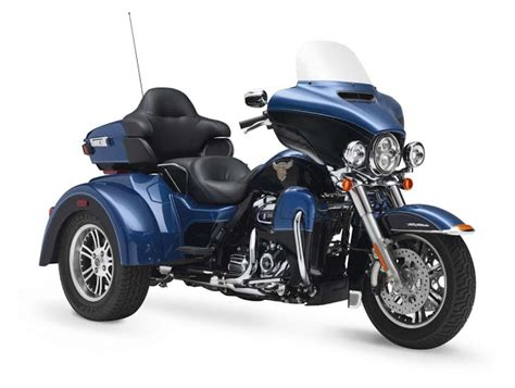 Harley-davidson Trike Models 2018 Factory Parts Catalog