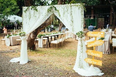 beautiful garden wedding venues philippines wedding