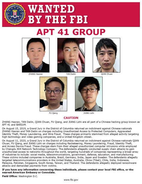 apt  group cyber wanted webpdf fbi