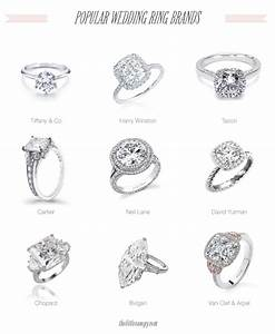 Types of diamond rings wedding promise diamond for Wedding ring companies