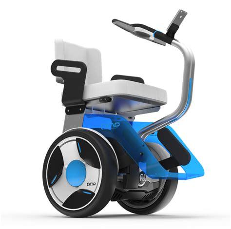 chaise roulante lectrique gyropode nino de nino robotics un fauteuil roulant
