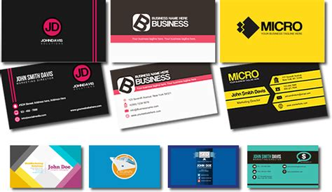Design And Print Business Cards
