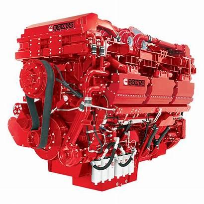 Cummins Engine Engines Qsk78 Qsk Tier Motor