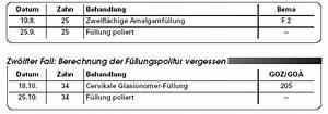 Bema Abrechnung : abrechnung nach bema und goz so vermeiden sie h ufige abrechnungsfehler teil 7 plastische ~ Themetempest.com Abrechnung