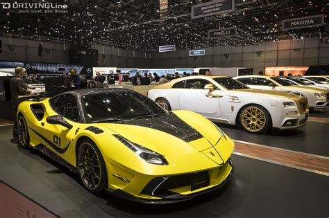 2016 Geneva International Motor Show