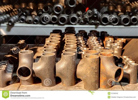 pipe fittings fitting weld tee steel welding butt buttweld equal carbon stuk gelijk straight montage forged tubi testa accessorio uguale
