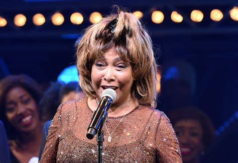 After ptsd from beatings, sexual abuse, cancer, a stroke, organ … Tina Turner Talks Overcoming 'Serious Sickness' As She ...