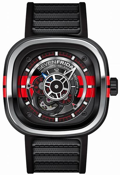 Sevenfriday Block Limited Edition Watches