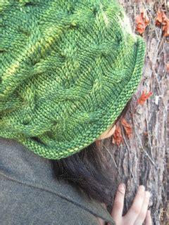ravelry tangled branches pattern  grace akhrem