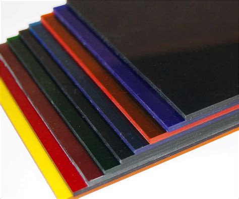 cast acrylic transparent colors chemcast acrylic sheets