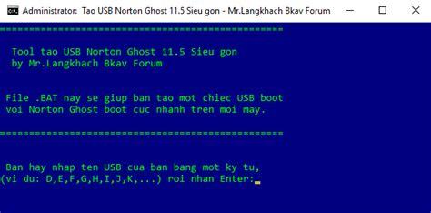 norton ghost 11.5 download