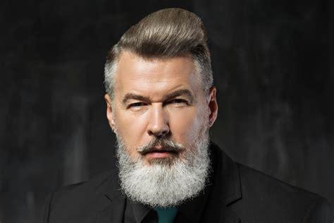 28 Best Hairstyles for Older Men in 2020 - Next Luxury